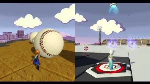 Olaf Baseball