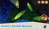 Adventure-character-Violet's Stealth Mission