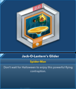 Jack-O-Lantern's Glider 3.0
