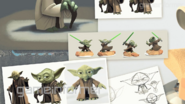 Yoda Drawings