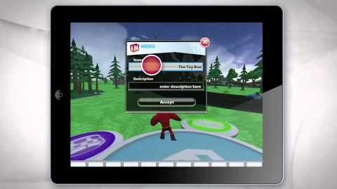 Disney Infinity Toy Box Fundamentals -- Transfer My Toy Box to Console (iPad®)