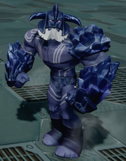 Small Shielded Frost Giant