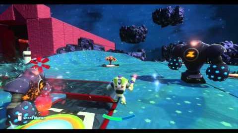 DISNEY INFINITY - Astro Blasters (Featured Toy Box)