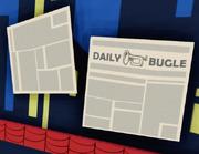 Daily Bugle Billboard