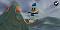 Donald - Flying Feathers Level 1