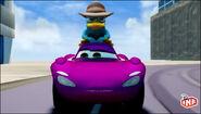 Disney infinity cars play set holley trailer screenshots 01