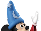Sorcerer's Apprentice Mickey