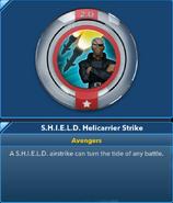 S.H.I.E.L.D. Helicarrier Strike 3.0