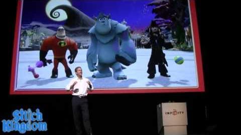 Disney Infinity Press Event