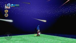 Mickey's Spellbound Sky