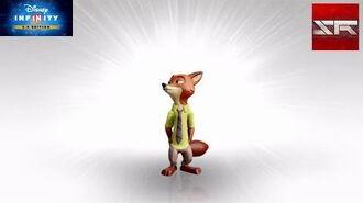 Disney Infinity 3.0 - Nick Wilde