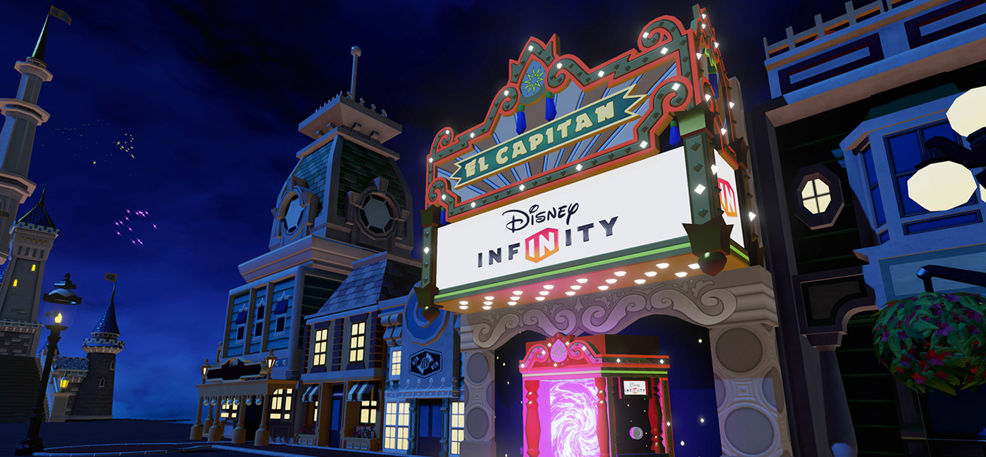El Capitan Theater Disney Infinity Wiki Fandom Powered