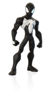 BlackSuit SpiderMan