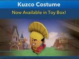 Kuzco Costume