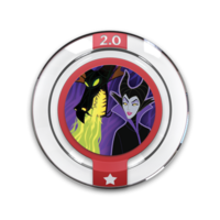 RND 174 Maleficents Spell Cast-M