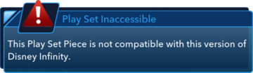 Error-base-Play Set Inaccessible