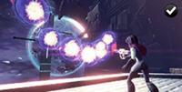 Gamora - Loaded Shot