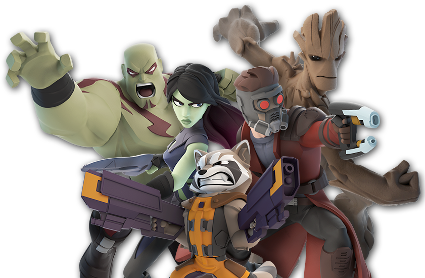 Marvels Guardians Of The Galaxy Play Set