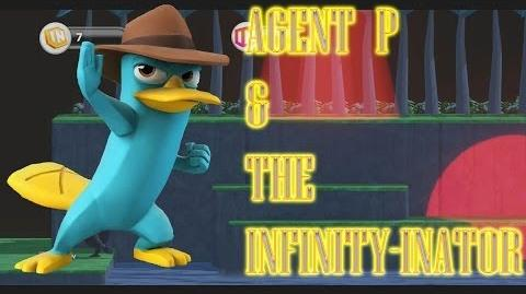 Agent P & The Infinity-inator
