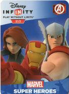 2.0 Avengers Starter Pack