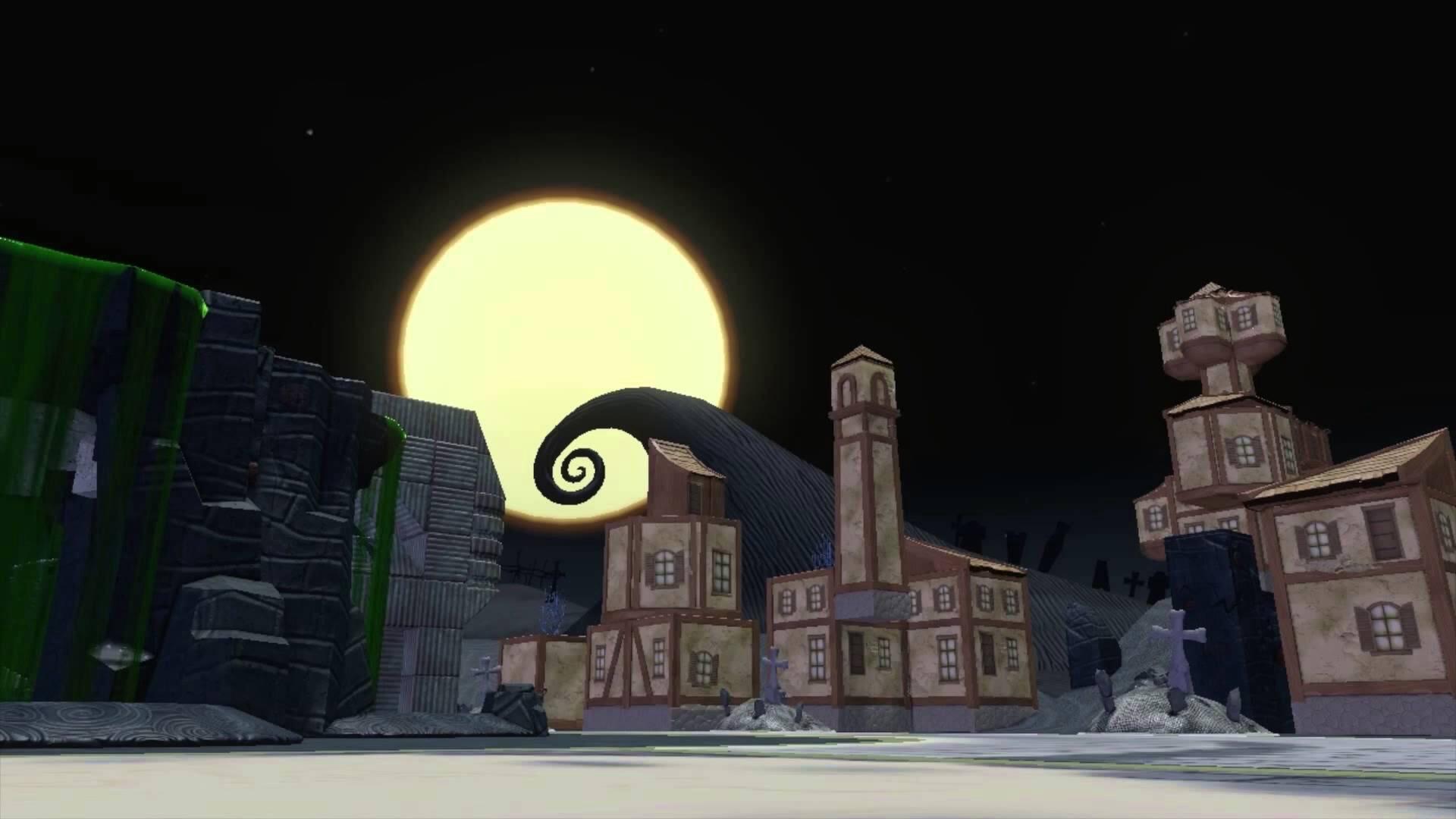 Halloween Town | Disney Infinity Wiki | FANDOM powered by Wikia
