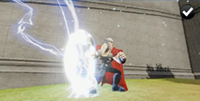 Thor - Mjolnir Lightning Charge