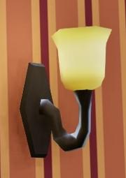 Darling Nursery Wall Lamp