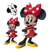 SamNielson Infinity RedPants Minnie