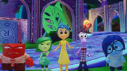 Inside Out Emotions In Playset