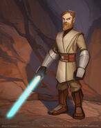 STAR WARS Obi Wan Ben Simonsen