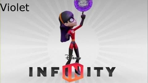 Violet's Stealth Mission -Disney Infinity-
