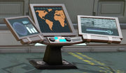 Helicarrier Consoles