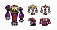 Disney Infinity Zurg Bots Ben Simonsen