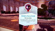Violet Force Field
