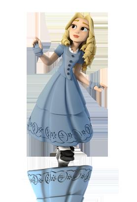 Disney Infinity Alice In Wonderland Toy Box