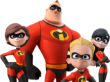 Incredibles Play Set