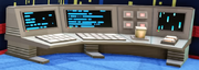 Laboratory Curved Command Center