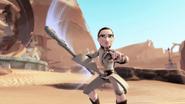 The Force Awakens DI Playset 12