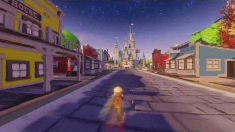DISNEY INFINITY Happiest Place Toy Box Tour