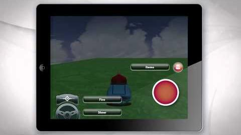 Disney Infinity Toy Box Fundamentals -- Placing a Car (iPad®)