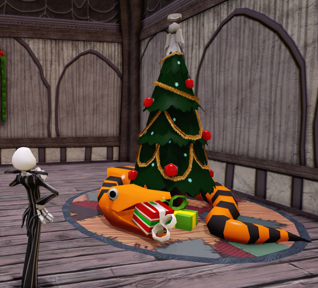 Snake Christmas Tree | Disney Infinity Wiki | FANDOM powered by Wikia