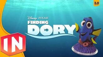 Disney Infinity 3.0 - Finding Dory Playset & Figure Revealed!