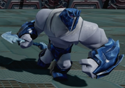 Ranged Attack Frost Giant