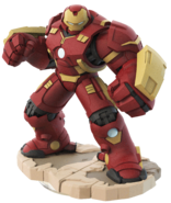 Hulkbuster Iron Man Figure