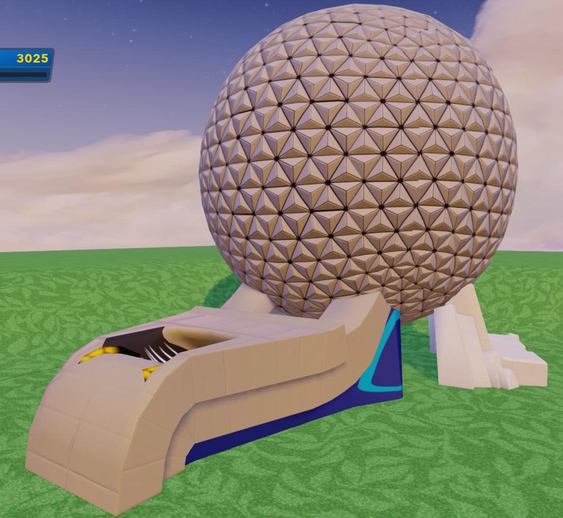Epcot's Spaceship Earth | Disney Infinity Wiki | FANDOM ...