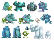 Monsters Concept