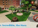 Mr. Incredible, the Hero