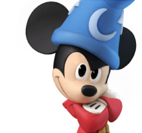 Sorcerer's Apprentice Mickey Mouse