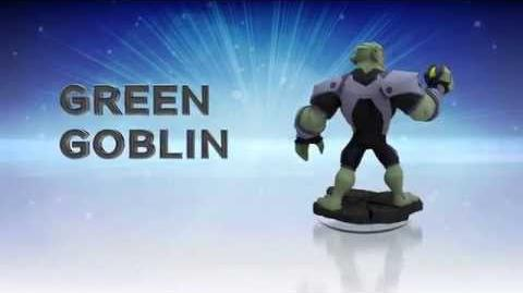 Green Goblin - Disney Infinity Marvel Super Heroes (2.0 Edition)