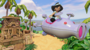 Jasmine pigship